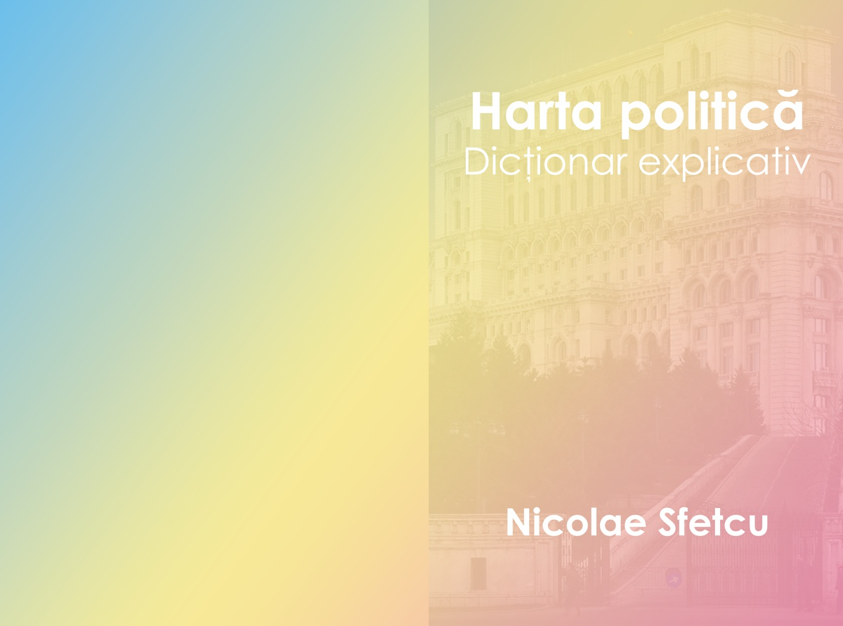 Harta politică – Dicţionar explicativ